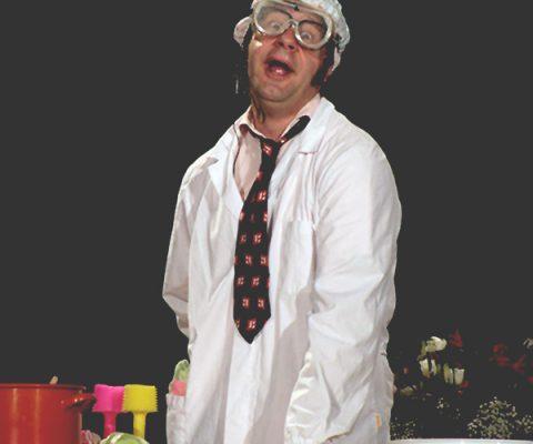 Il professor Insalatoni
